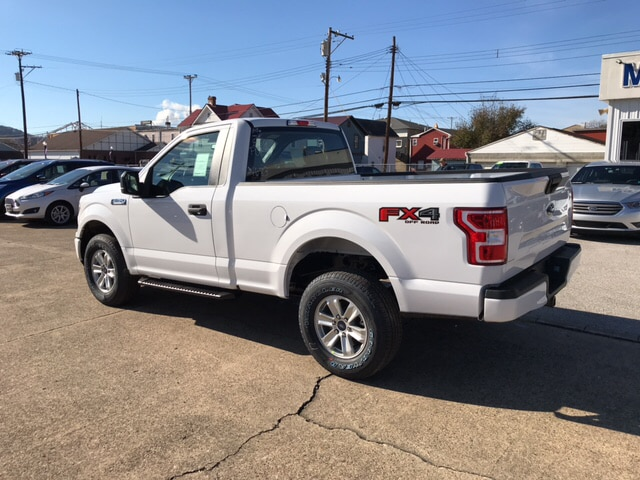 2018 F-150 Regular Cab 4x4, Pickup #B54683 - photo 2