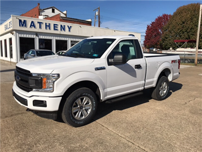 2018 F-150 Regular Cab 4x4, Pickup #B54683 - photo 1