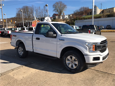 2018 F-150 Regular Cab 4x4, Pickup #B54683 - photo 4