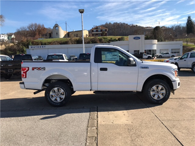 2018 F-150 Regular Cab 4x4, Pickup #B54683 - photo 5