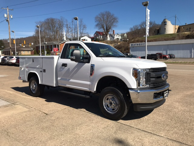 2018 F-250 Regular Cab 4x4, Reading Classic II Steel Service Body #B61195 - photo 1