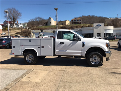 2018 F-250 Regular Cab 4x4, Reading Classic II Steel Service Body #B61195 - photo 5
