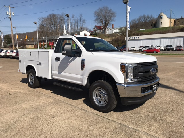 2018 F-250 Regular Cab 4x4,  Reading Service Body #B85303 - photo 4
