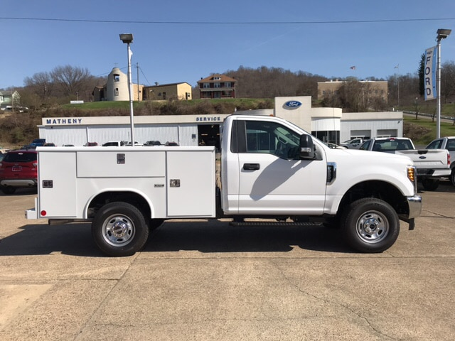 2018 F-250 Regular Cab 4x4,  Reading Service Body #B85303 - photo 5