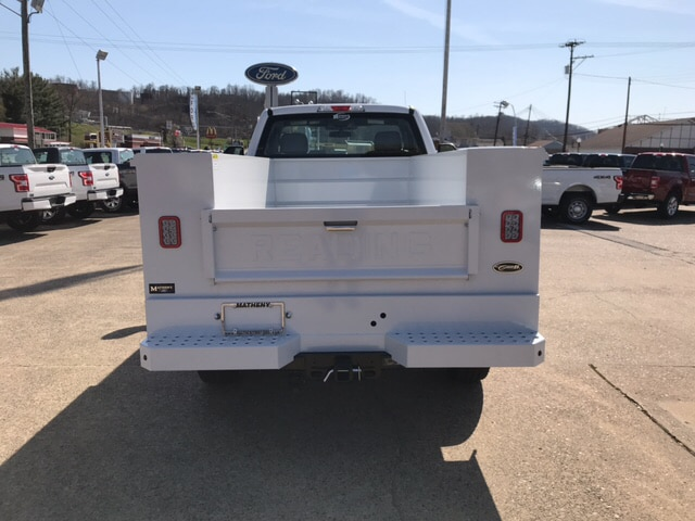 2018 F-250 Regular Cab 4x4,  Reading Service Body #B85303 - photo 7
