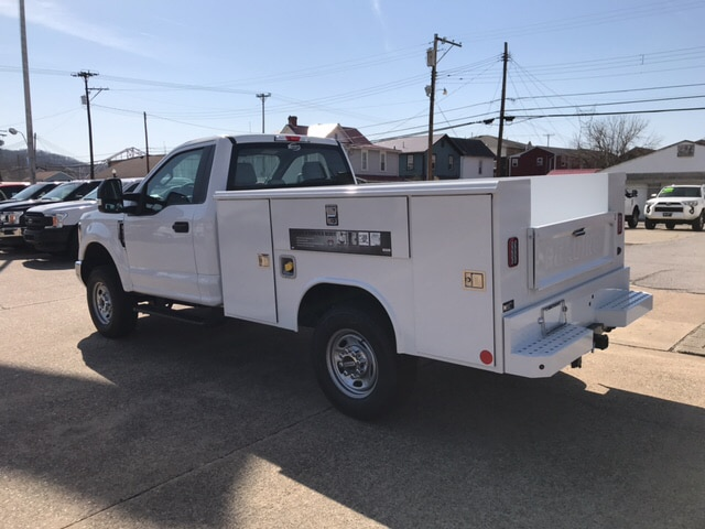 2018 F-250 Regular Cab 4x4,  Reading Service Body #B85303 - photo 2