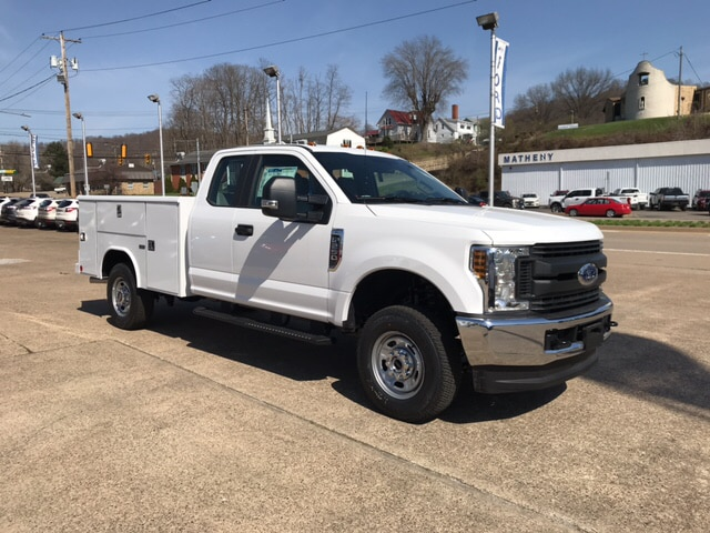 2018 F-250 Super Cab 4x4,  Reading Service Body #B85340 - photo 7