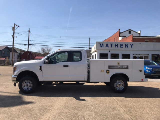 2018 F-250 Super Cab 4x4,  Reading Service Body #B85340 - photo 8
