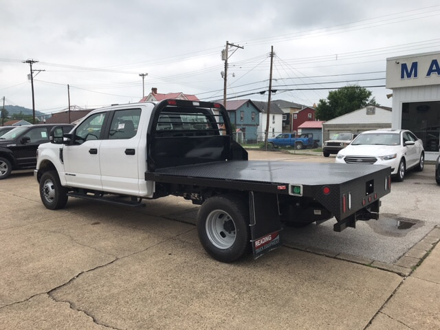 2018 F-350 Crew Cab DRW 4x4,  Reading Platform Body #B92685 - photo 2