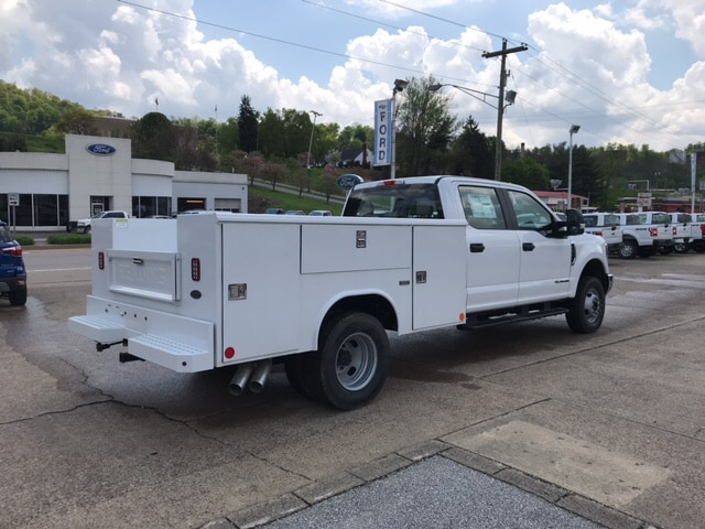 2018 F-350 Crew Cab DRW 4x4,  Reading Service Body #B93052 - photo 6