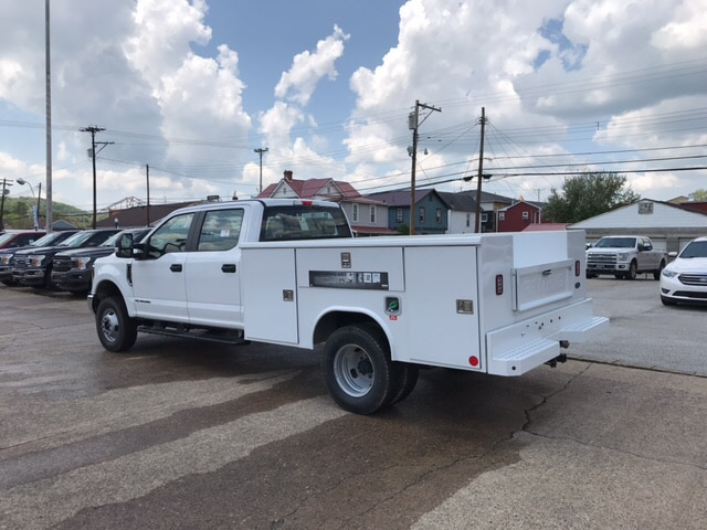 2018 F-350 Crew Cab DRW 4x4,  Reading Service Body #B93052 - photo 2