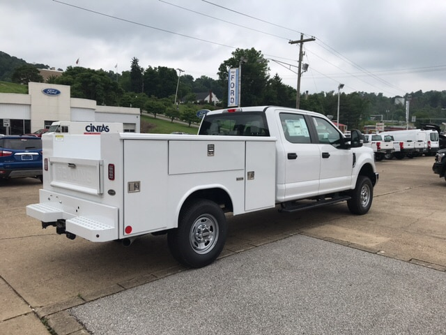 2018 F-250 Crew Cab 4x4,  Reading Service Body #B98875 - photo 11
