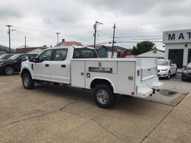2018 F-250 Crew Cab 4x4,  Reading Service Body #B98875 - photo 2