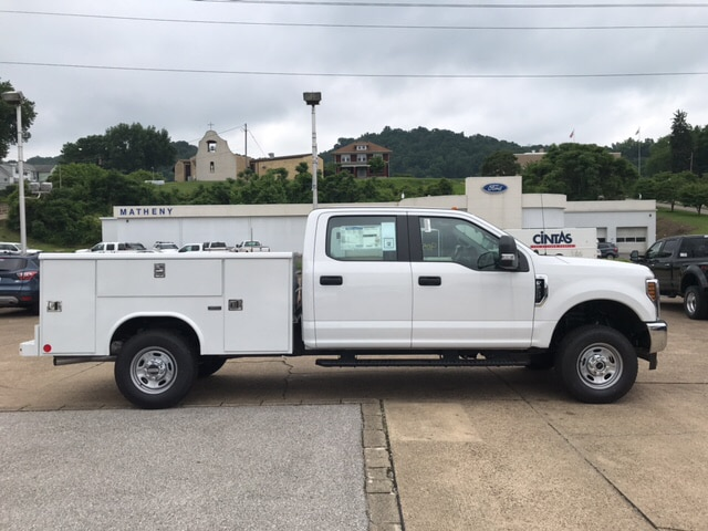 2018 F-250 Crew Cab 4x4,  Reading Service Body #B98875 - photo 5