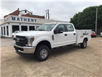 2018 F-250 Crew Cab 4x4,  Reading Service Body #B98875 - photo 1