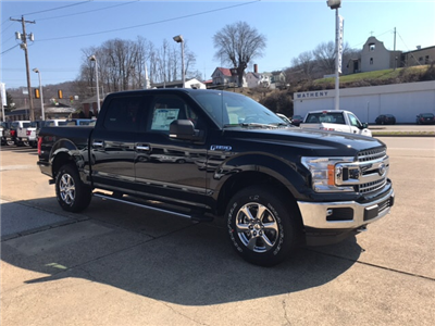 2018 F-150 SuperCrew Cab 4x4, Pickup #C12695 - photo 4