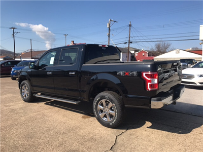 2018 F-150 SuperCrew Cab 4x4, Pickup #C12695 - photo 2