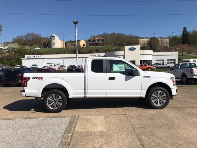 2018 F-150 Super Cab 4x4, Pickup #C47756 - photo 5
