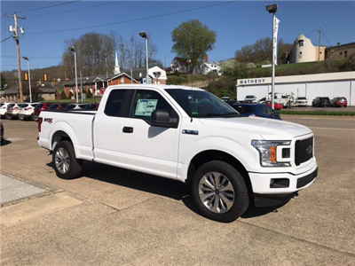 2018 F-150 Super Cab 4x4, Pickup #C47756 - photo 4