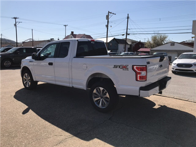 2018 F-150 Super Cab 4x4, Pickup #C47756 - photo 2