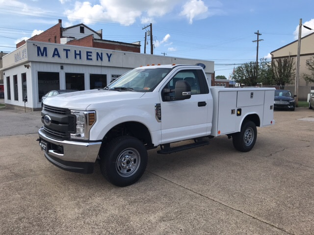 2018 F-250 Regular Cab 4x4,  Service Body #C95407 - photo 1