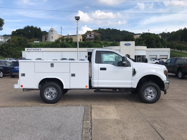 2018 F-250 Regular Cab 4x4,  Service Body #C95407 - photo 5