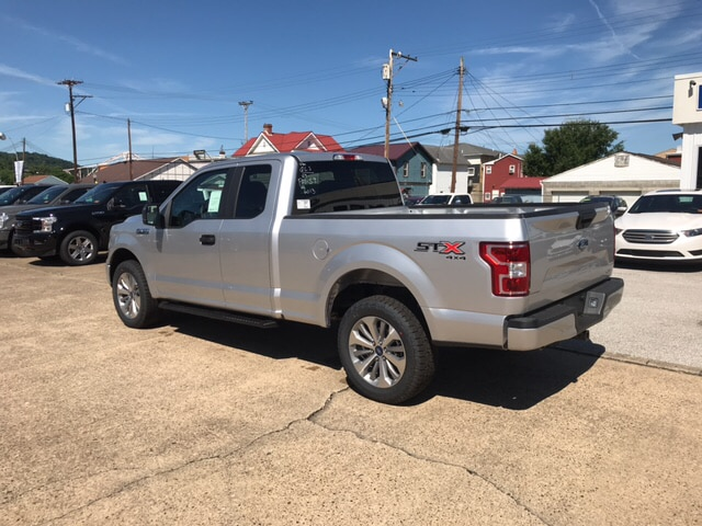 2018 F-150 Super Cab 4x4,  Pickup #D26013 - photo 2