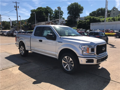 2018 F-150 Super Cab 4x4,  Pickup #D26013 - photo 4