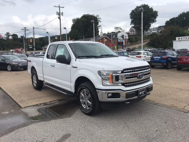 2018 F-150 Super Cab 4x4,  Pickup #E42909 - photo 4