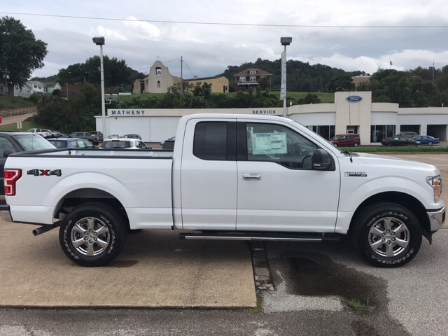 2018 F-150 Super Cab 4x4,  Pickup #E42909 - photo 5