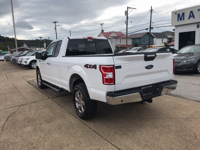 2018 F-150 Super Cab 4x4,  Pickup #E42909 - photo 2