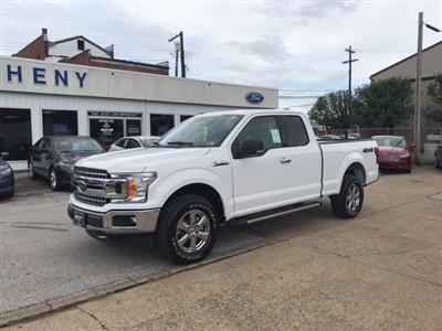 2018 F-150 Super Cab 4x4,  Pickup #E42909 - photo 1