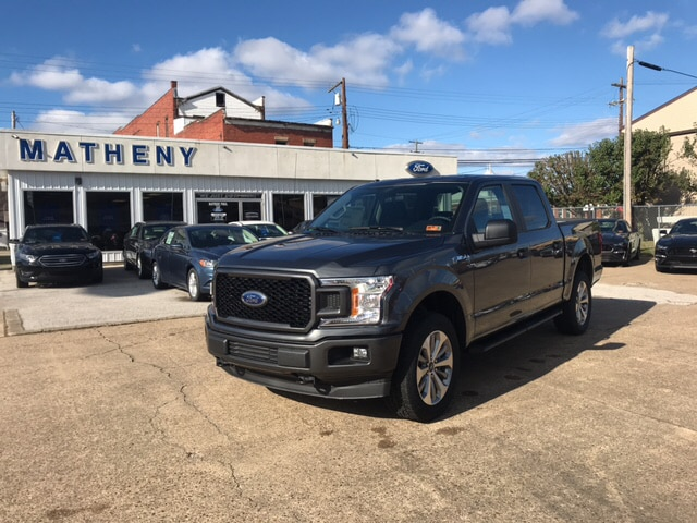 2018 F-150 SuperCrew Cab 4x4,  Pickup #E63728 - photo 1