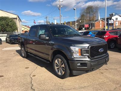 2018 F-150 SuperCrew Cab 4x4,  Pickup #E63728 - photo 4