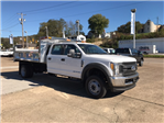 2017 F-550 Crew Cab DRW 4x4,  Conley Fabrications Dump Body #E69254 - photo 4