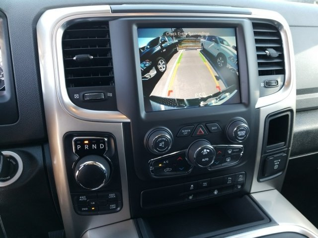 2017 Ram 1500 Crew Cab 4x4, Pickup #CD10949 - photo 11