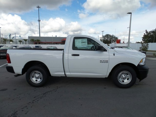 2018 Ram 1500 Regular Cab Pickup #CD11017 - photo 4