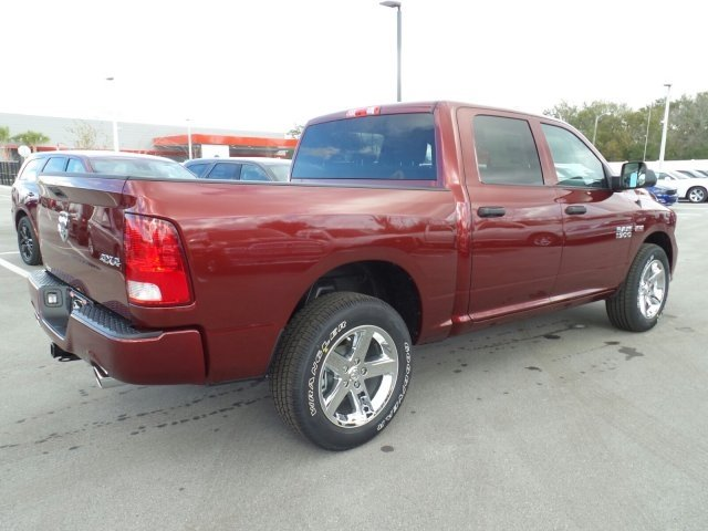 2018 Ram 1500 Crew Cab 4x4, Pickup #CD11032 - photo 2