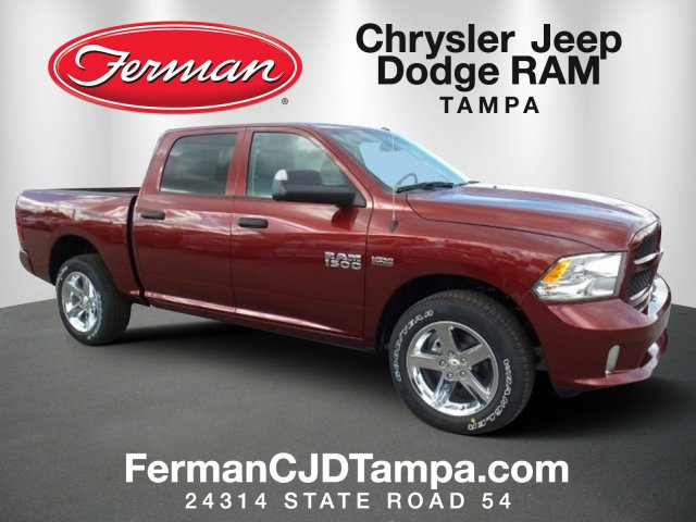 2018 Ram 1500 Crew Cab 4x4, Pickup #CD11032 - photo 1
