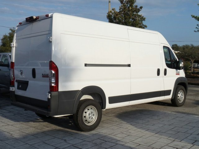 2018 ProMaster 2500 Cargo Van #CD11207 - photo 4