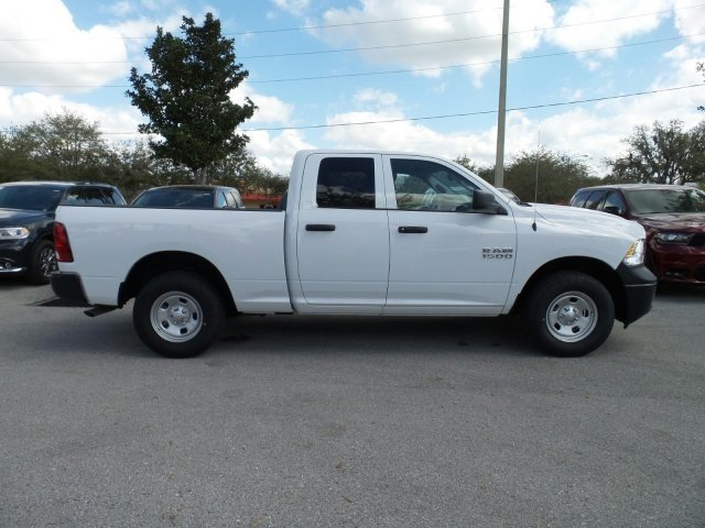 2018 Ram 1500 Quad Cab 4x4, Pickup #CD11230 - photo 4