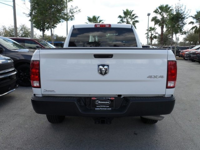 2018 Ram 1500 Quad Cab 4x4, Pickup #CD11230 - photo 2