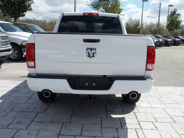 2018 Ram 1500 Crew Cab, Pickup #CD11423 - photo 2
