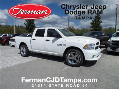 2018 Ram 1500 Crew Cab, Pickup #CD11423 - photo 1
