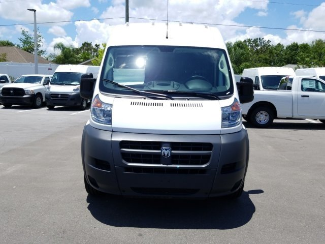 2018 ProMaster 2500 High Roof FWD,  Empty Cargo Van #CD11510 - photo 3