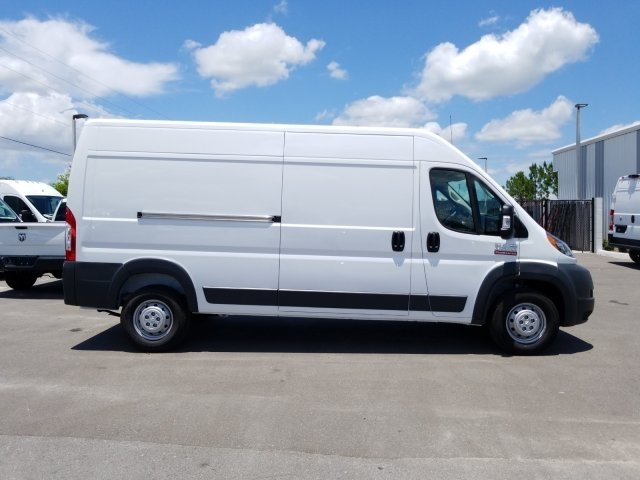 2018 ProMaster 2500 High Roof FWD,  Empty Cargo Van #CD11510 - photo 4