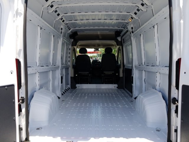 2018 ProMaster 2500 High Roof FWD,  Empty Cargo Van #CD11510 - photo 2