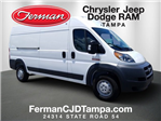 2018 ProMaster 2500 High Roof FWD,  Empty Cargo Van #CD11510 - photo 1