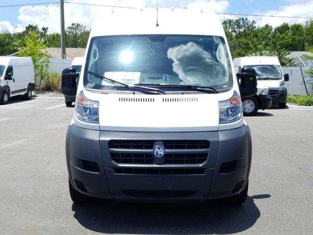 2018 ProMaster 2500 High Roof 4x2,  Empty Cargo Van #CD11517 - photo 3
