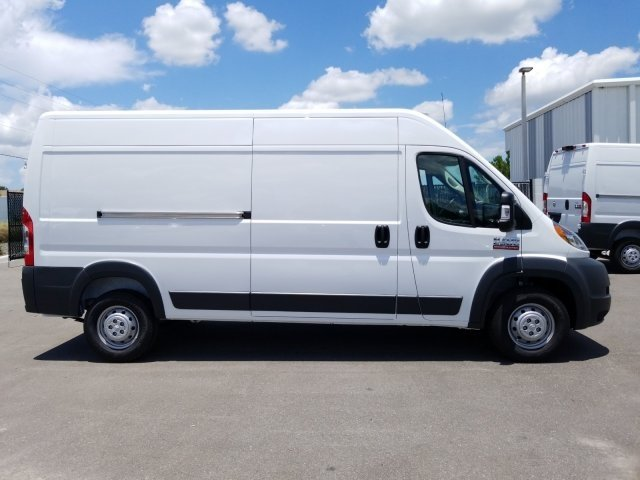 2018 ProMaster 2500 High Roof 4x2,  Empty Cargo Van #CD11517 - photo 4